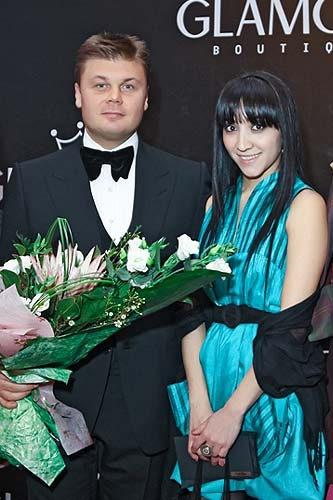 Anniversary  of boutique GLAMOUR-2008